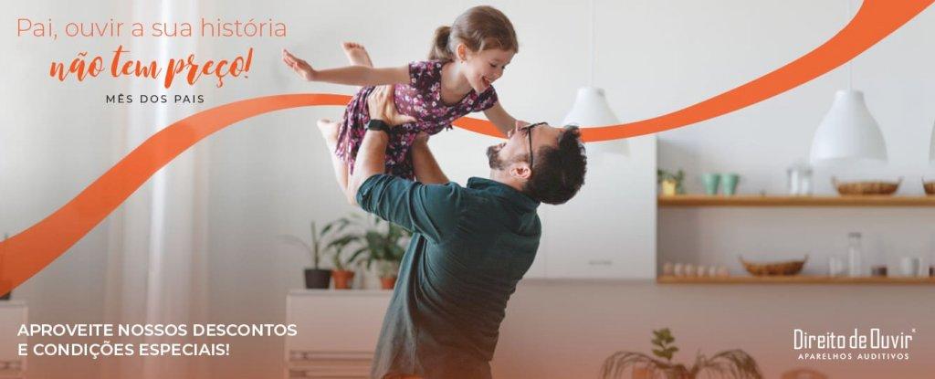 Promoção para Dia dos Pais - Agosto 2019